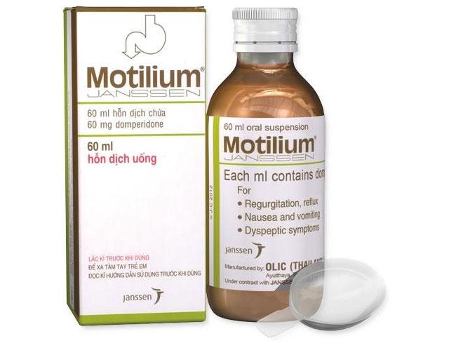 Thuốc Motilium