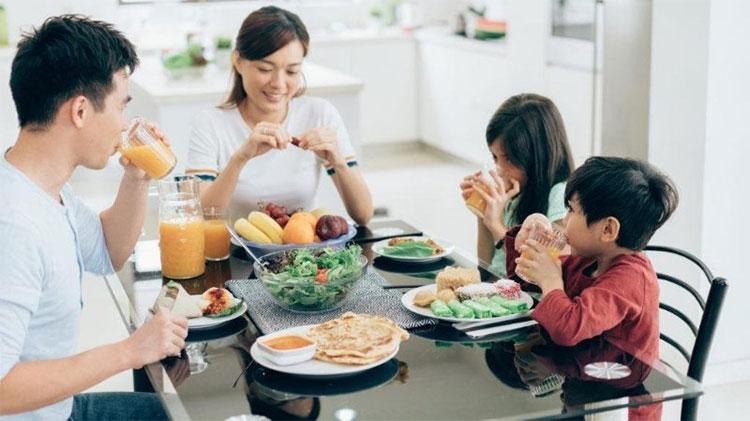 Chế độ ăn uống khoa học giúp cải thiện bệnh rối loạn thần kinh tim.
