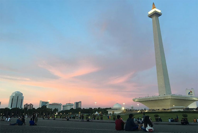 """Jakarta là một trong những thành phố sẽ bị thời tiết """"chưa từng có"""""""