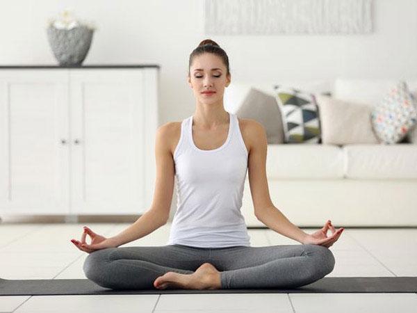 Thiền giúp giải tỏa căng thẳng, kiểm soát rối loạn thần kinh tim hiệu quả.
