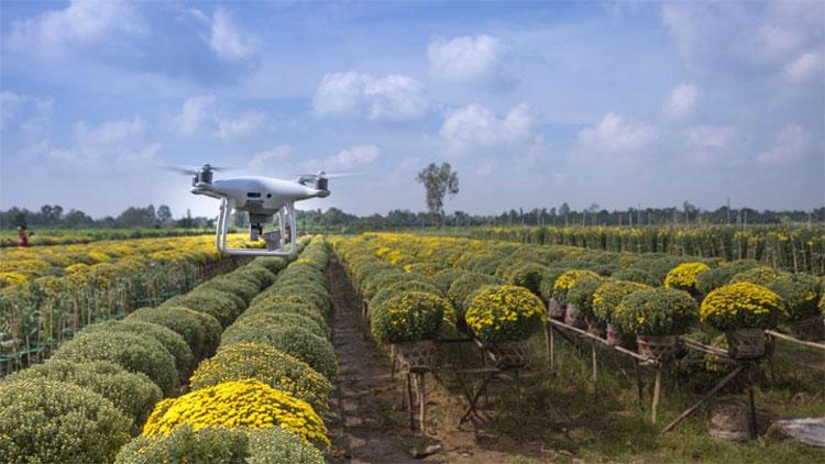 Công nghệ đã chẳng còn là khái niệm quá xa lạ với ngành nông nghiệp.