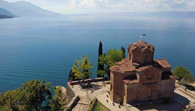 Vùng Ohrid