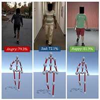 AI mới này có thể đoán cảm giác của con người thông qua dáng đi