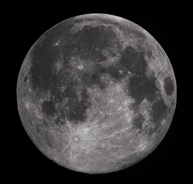 Không có Mặt trăng, Trái đất sẽ quay rất hỗn loạn.