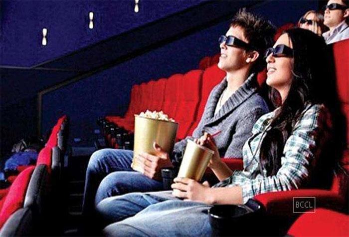 Bạn nên tự mang một chiếc kính 3D khi đến rạp