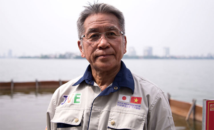 Tiến sĩ Takeba Akira.