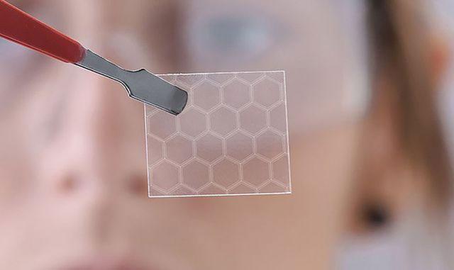 Vi khuẩn có thể hỗ trợ tạo ra siêu vật liệu Graphene với giá rẻ.