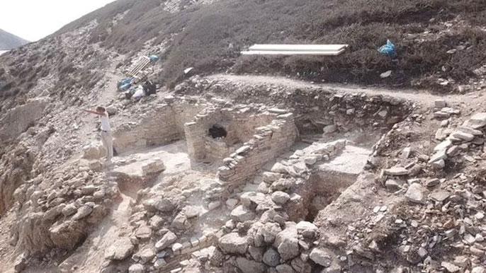Một đô thị cổ được phát hiện trên hòn đảo kỳ lạ