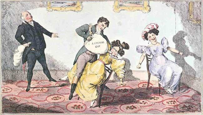 Trào lưu bóng cười nổi tiếng vào thế kỉ 19 của giới thượng lưu chính là từ đây mà ra chứ đâu.