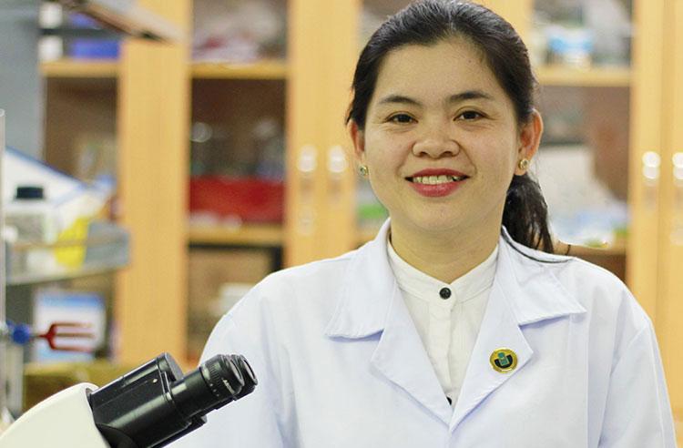 TS Nguyễn Thị Hiệp.