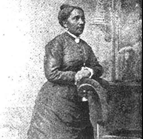Elizabeth Jennings Graham, một nhà hoạt động da màu, con gái của Thomas Jennings.