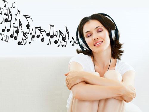 Sử dụng âm nhạc không có bất cứ rủi ro lớn nào xảy ra đối với hệ thần kinh.
