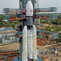 Ấn Độ phóng tàu vũ trụ thăm dò Mặt Trăng 2