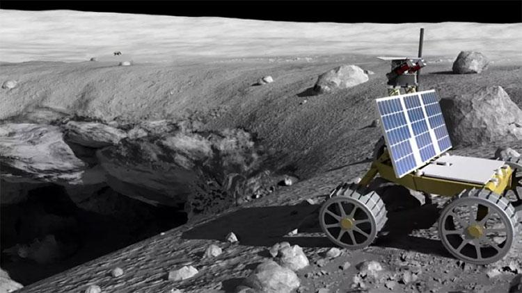 Những chiếc rover tự hành như trong ảnh sẽ giúp NASA khai phá và lập thuộc địa