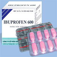Thuốc Ibuprofen là gì? Thông tin về công dụng và liều dùng của thuốc