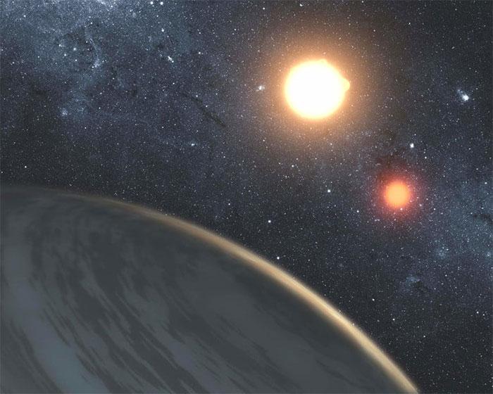 Ngoại hành tinh này cách Trái đất khoảng 150 năm ánh sáng.