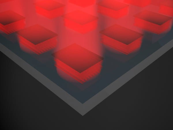 Thiết kế pin Mặt trời mới bắt lấy nhiệt phân tán dưới dạng những photon nhiệt mang bức xạ cực tím.