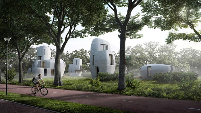 Dự án Milestone ở Hà Lan sẽ hoàn thành đầu năm 2020.