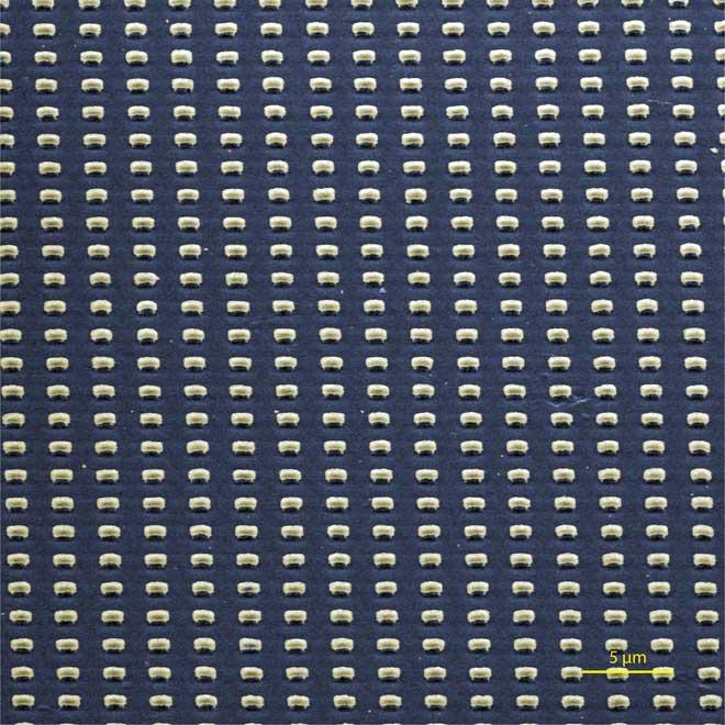 Đây là lớp ống nano carbon với khả năng giữ photon nhiệt và giảm băng thông của chúng