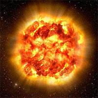 """Mặt trời """"giãy chết"""" sẽ trông như thế này"""