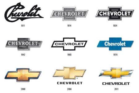 Logo xe Chevrolet