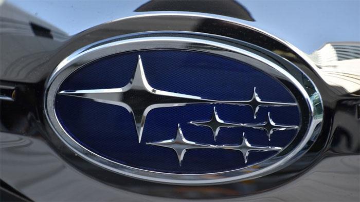 Logo xe Subaru