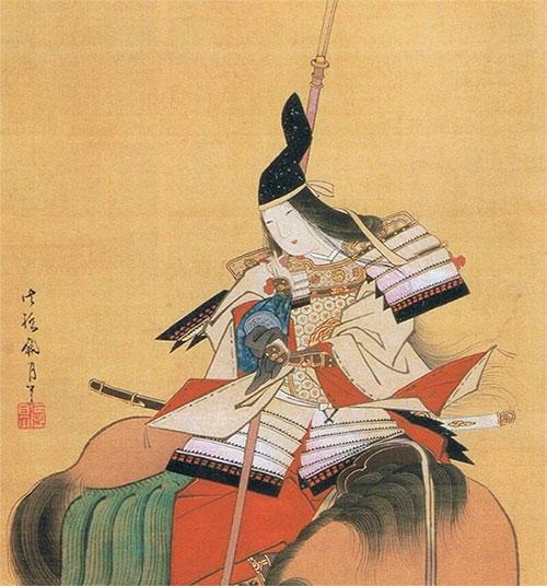 Truyền thuyết kể rằng Tomoe Gozen đáng yêu nhưng dữ dằn, trung thành nhưng vô cùng tàn nhẫn.