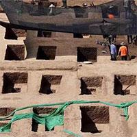 Phát hiện hiếm có: Loạt mộ cổ được tìm thấy ngay khuôn viên đại học danh tiếng Trung Quốc