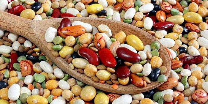 Các loại đậu