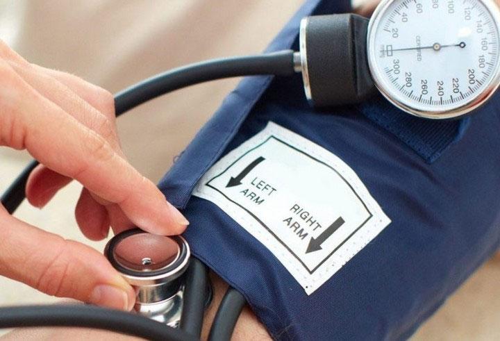 Phương pháp đo huyết áp truyền thống.