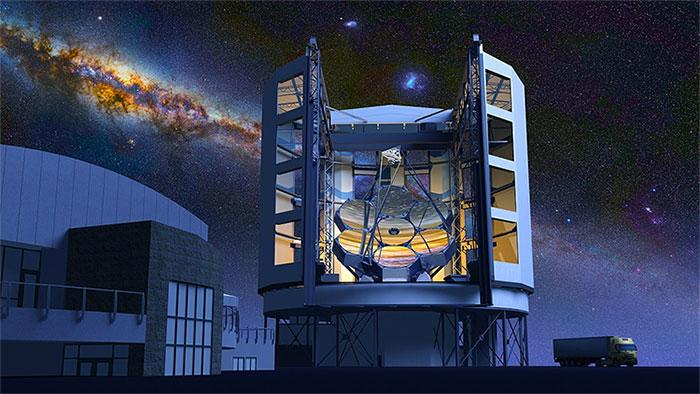Theo dự kiến độ phân giải của kính thiên văn mới sẽ tốt gấp 10 lần so với Hubble.