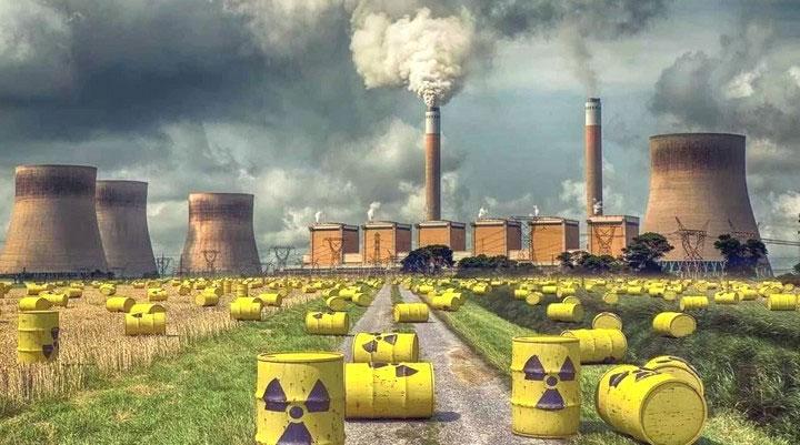 Năng lượng hạt nhân là giải pháp mới để sản xuất ra điện năng so với các nguồn năng lượng khác.