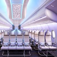 Cận cảnh dàn nội thất siêu hiện đại sắp được trang bị cho các máy bay của Airbus trong tương lai