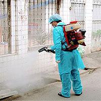Thuốc phun muỗi phòng sốt xuất huyết có gây độc cho người?