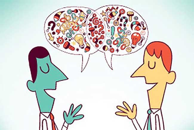 Bạn càng học nhiều thì càng có thêm nhiều thứ để có thể nói chuyện với những người khác.