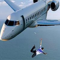 Điều gì sẽ xảy ra khi bạn bị rơi tự do từ máy bay ở độ cao hàng ngàn mét?