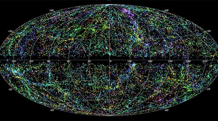 Hàng ngày có thể phát hiện từ 59 đến 157 tín hiệu âm thanh đột ngột của sóng vô tuyến đến Trái đất