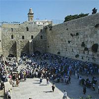 Đàn cáo tại thánh địa Jerusalem gây xôn xao về lời tiên tri