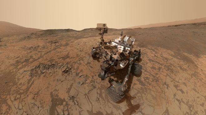 Tàu thám hiểm Curiosity của NASA đã có một phát hiện quan trọng về sự sống trên sao Hỏa.