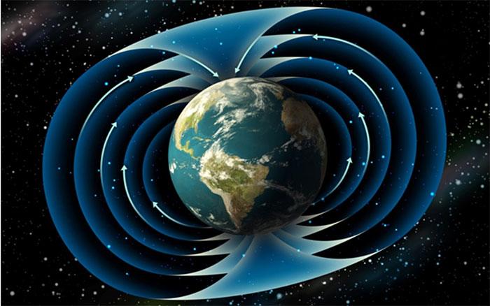 Trái đất từ từ đảo ngược cực từ trong một giai đoạn kéo dài suốt 22.000 năm