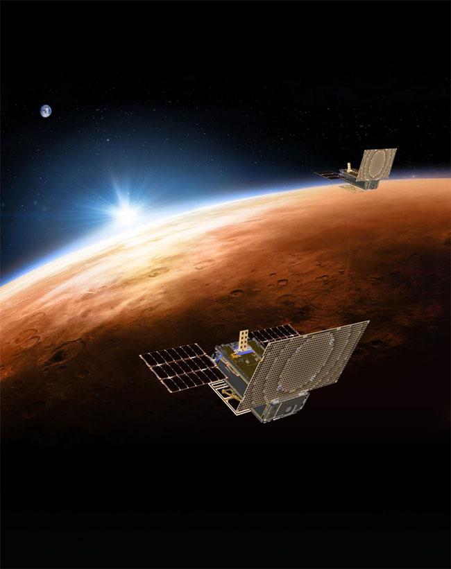 Cube Mars One