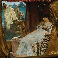 Tái tạo nước hoa của nữ hoàng Cleopatra cách đây 2.000 năm
