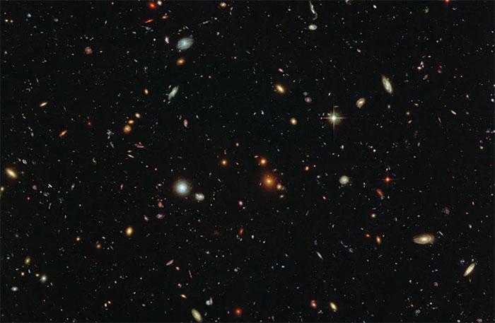 Các nhà khoa học vừa tìm cách tạo ra hàng triệu vũ trụ ảo để phục vụ nghiên cứu.