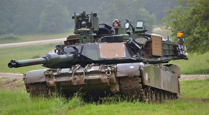 Xe tăng M1A2, SEP, Mỹ