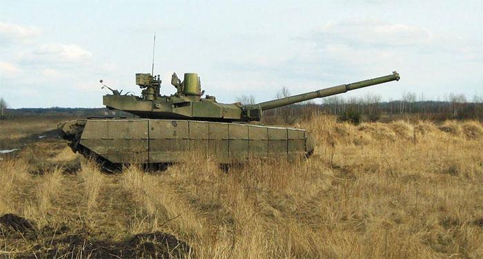 Xe tăng Oplot-M, Ukraine