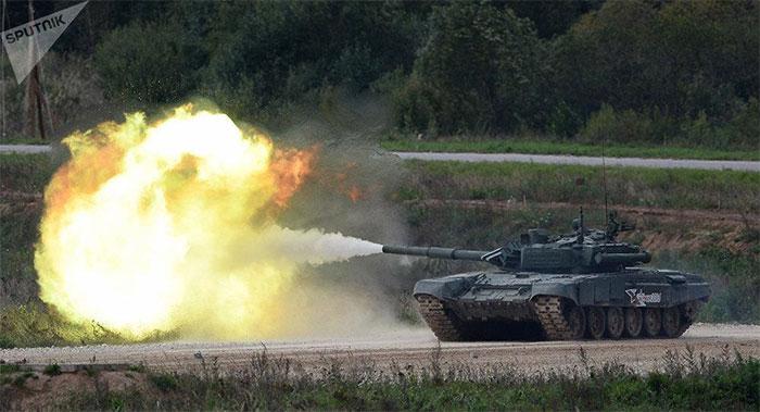 Xe tăng T-90, Nga