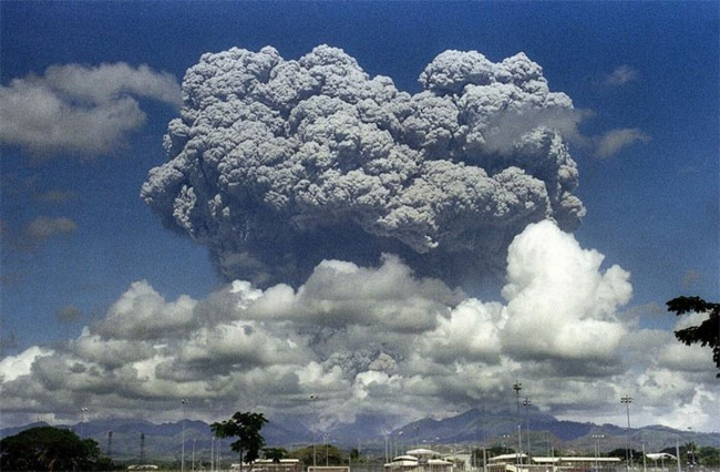 Ý tưởng ra đời dự án trên xuất phát từ sự kiện phun trào núi lửa hồi năm 1991.