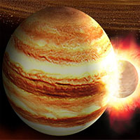 Sao Mộc từng nuốt chửng hành tinh gấp 10 lần Trái đất
