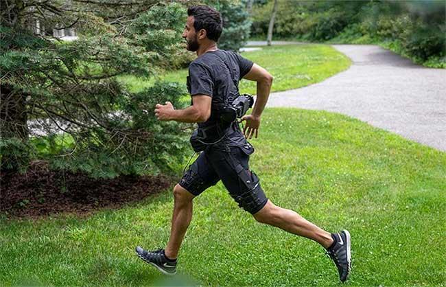 Quần short trợ lực giúp người mặc đỡ tốn sức khi vận động.