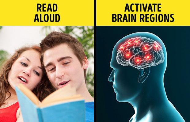 Đọc sách thành tiếng